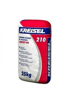 Клей для пенопласта Крайзель 210 (Kreisel 210) 25 кг (приклеивание)