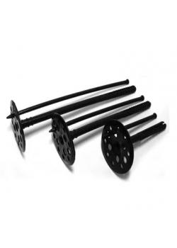 Крепление для утеплителя с пластиковым гвоздем 2 сорт 10*100 мм