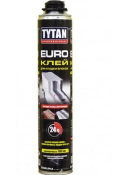 Пена-клей для газоблока Tytan EURO профессиональная (870 мл)