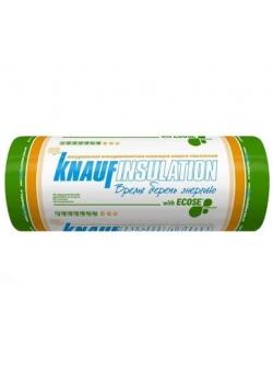 Утеплитель стекловолоконный 11 Knauf insulation Теплорулон 2(1200x10000x50 мм) - 24 кв.м/рул