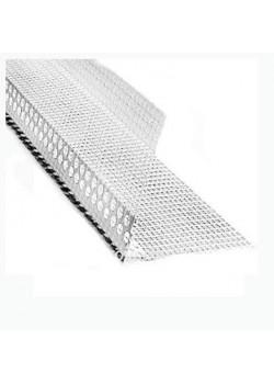 Уголок пластиковый со стеклосеткой (3 м)
