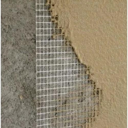 Сетка штукатурная Anserglob 5x5 мм (1x50 м) 165 г/м2 (кв.м)