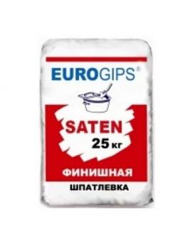 Шпаклевка гипсовая Еврогипс Сатенгипс финиш (25 кг)