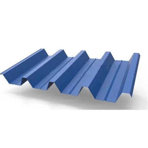 Профнастил ПК-35 синий (RAL 5005) матовый 0,35 мм (кв.м)
