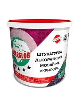 Штукатурка акриловая мозаичная Ансерглоб (Anserglob) 25 кг